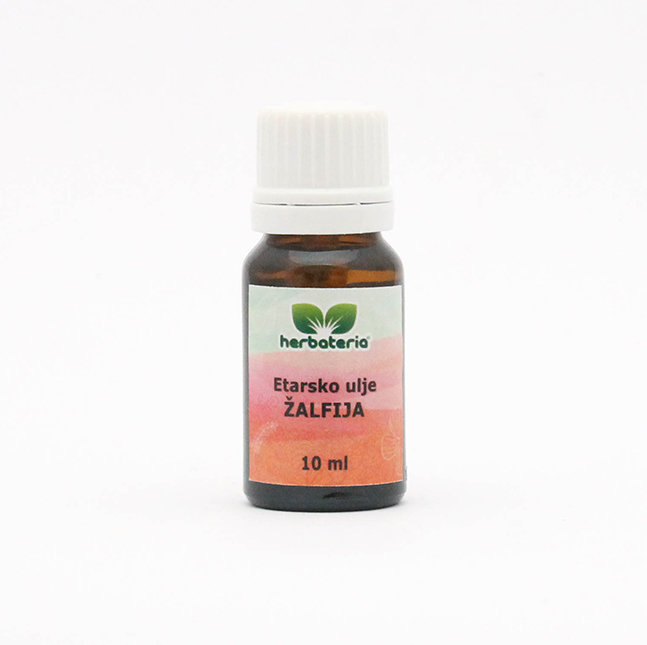 Herbateria - etarsko ulje žalfija 10 ml 00405