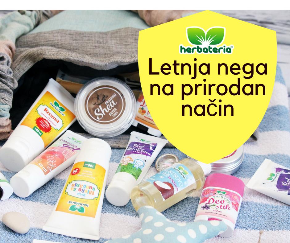 Herbateria - Porodični letnji paket (+ 2 proizvoda gratis) 00415