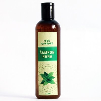 Herbateria - Šampon nana 250 ml