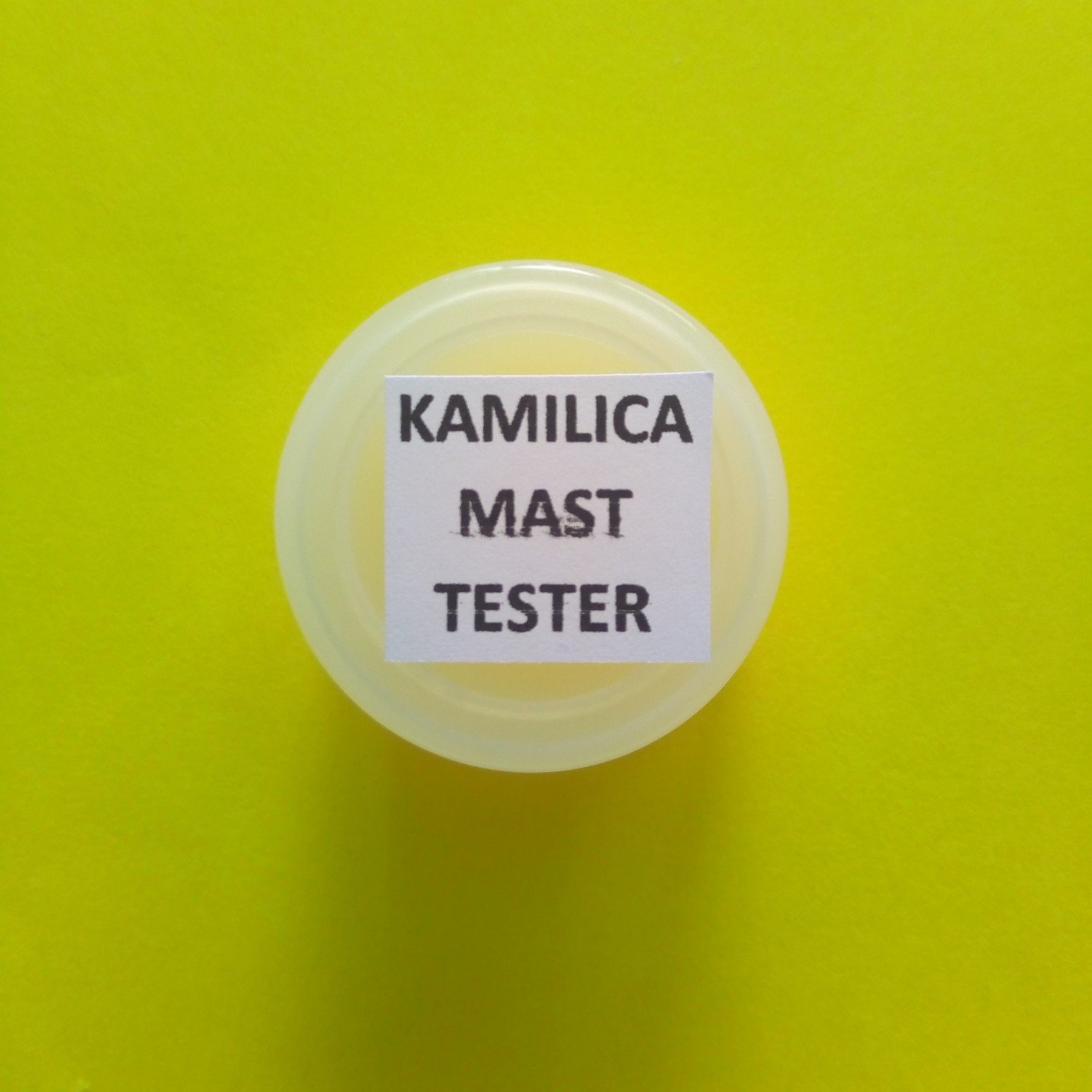 Herbateria - Tester kamilica mast 5 ml 00432
