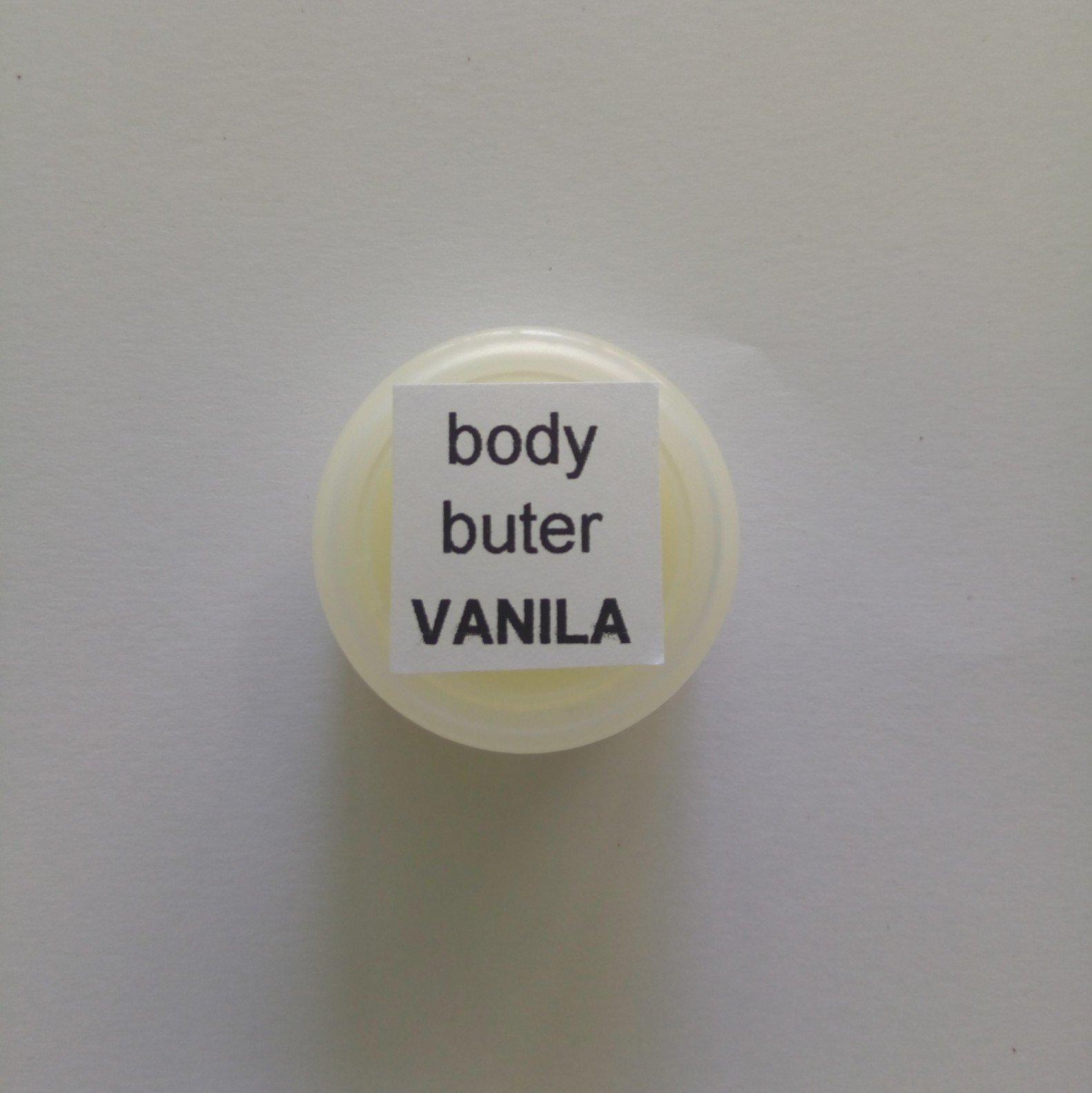Herbateria - Tester body buter vanila 5 ml 00438