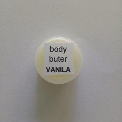 Herbateria - Tester body buter vanila 5 ml