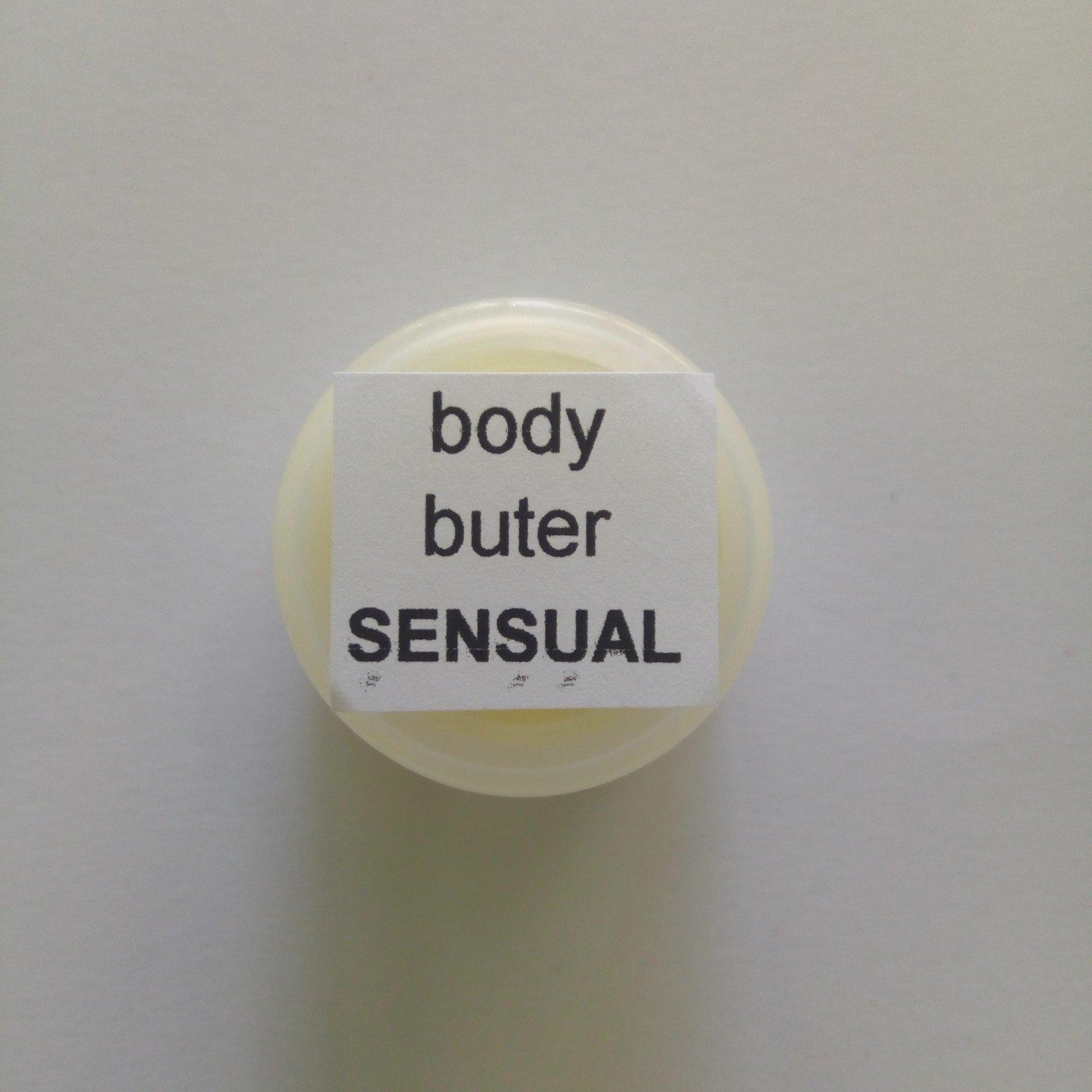 Herbateria - Tester body buter sensual 5 ml 00439
