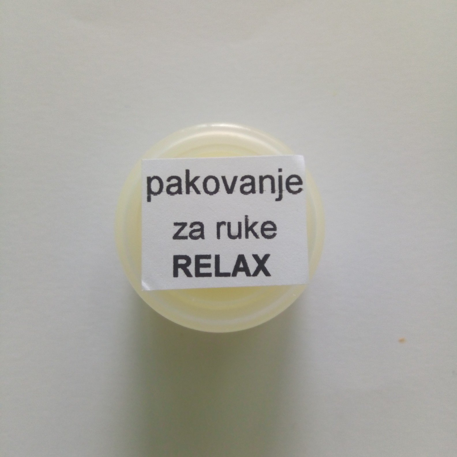 Herbateria - Tester pakovanje za ruke relax 5 ml 00444
