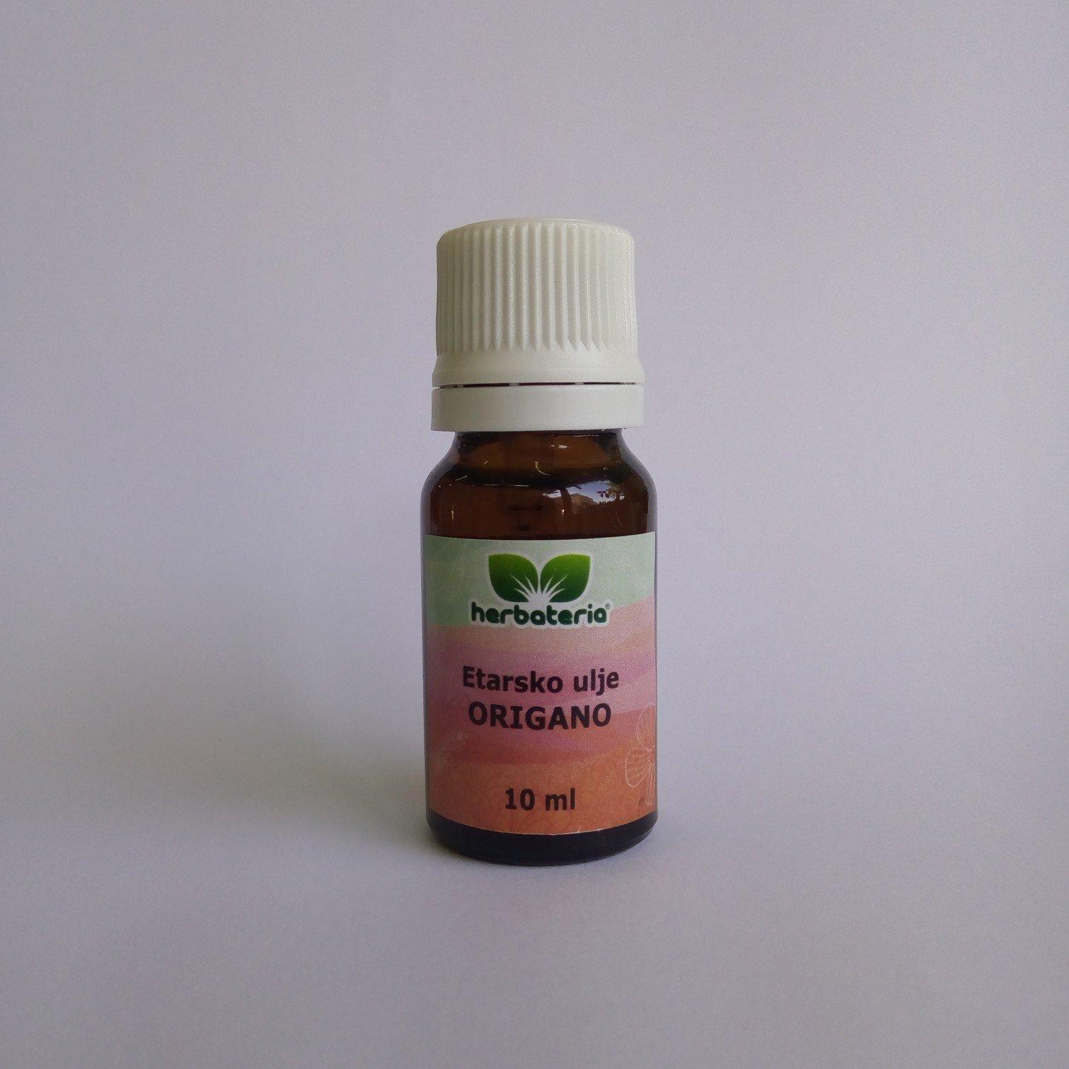 Herbateria - etarsko ulje origano 10 ml 00416
