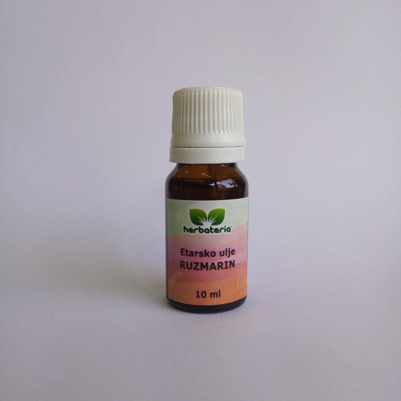 Herbateria - etarsko ulje ruzmarin 10 ml 00418