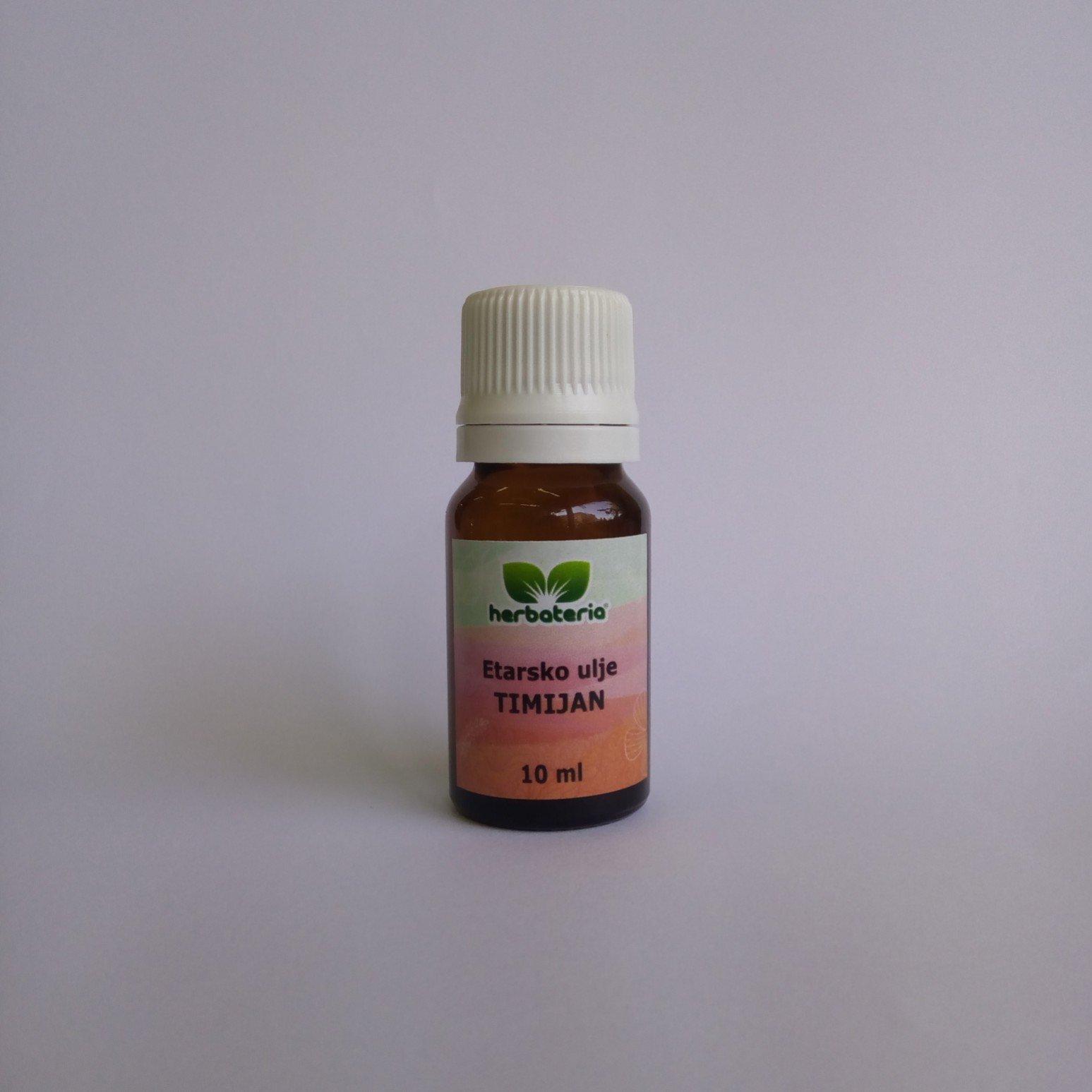 Herbateria - etarsko ulje timijan 10 ml 00417
