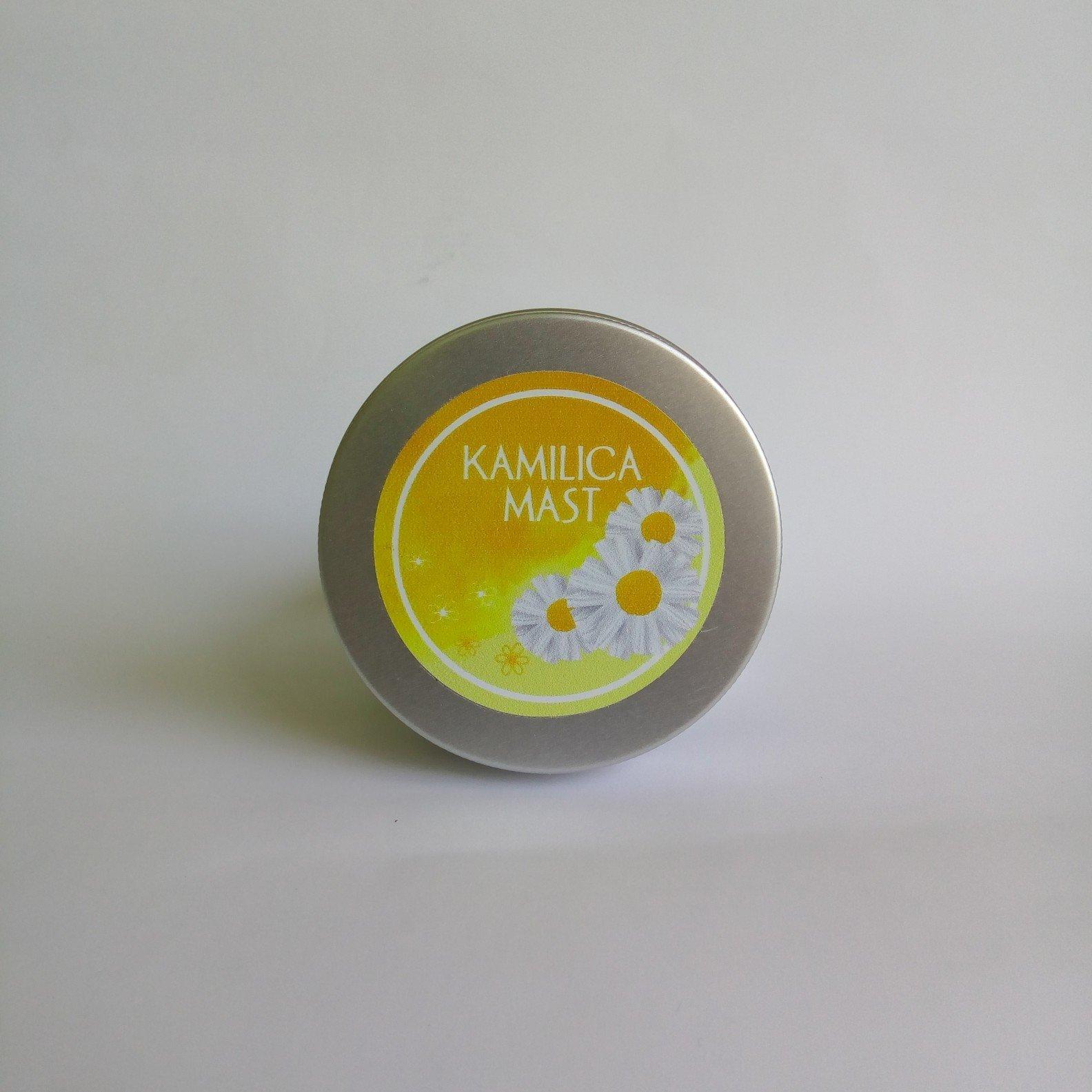 Herbateria - Kamilica mast 50 ml 00051