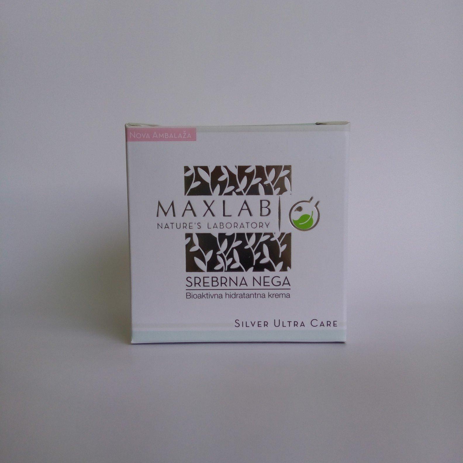 Srebrna krema hidrantna 50 ml Maxlab 00256