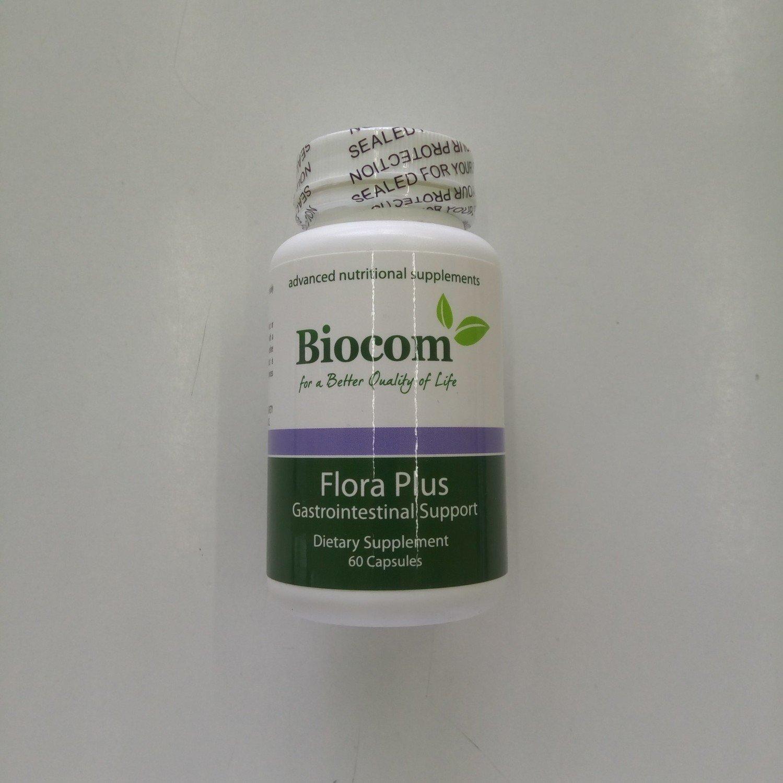 Biocom Flora Plus (probiotski preparat) 60 kps