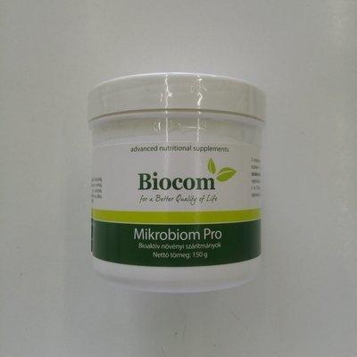 Biocom Mikrobiom Pro (sušeni biljni ekstkrakti) 150 g