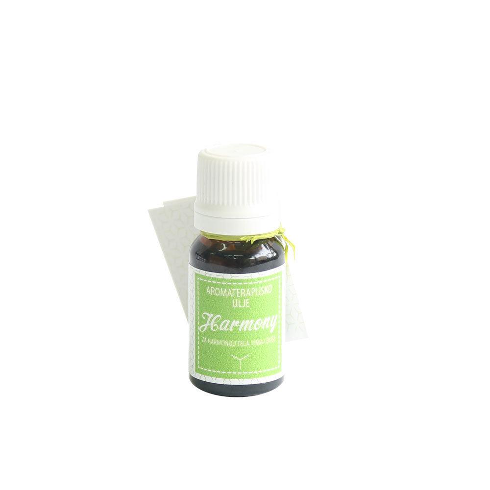 Herbateria - Aromaterapijsko ulje za inhalaciju Harmony - za harmoniju tela, uma i duše 10 ml 00354