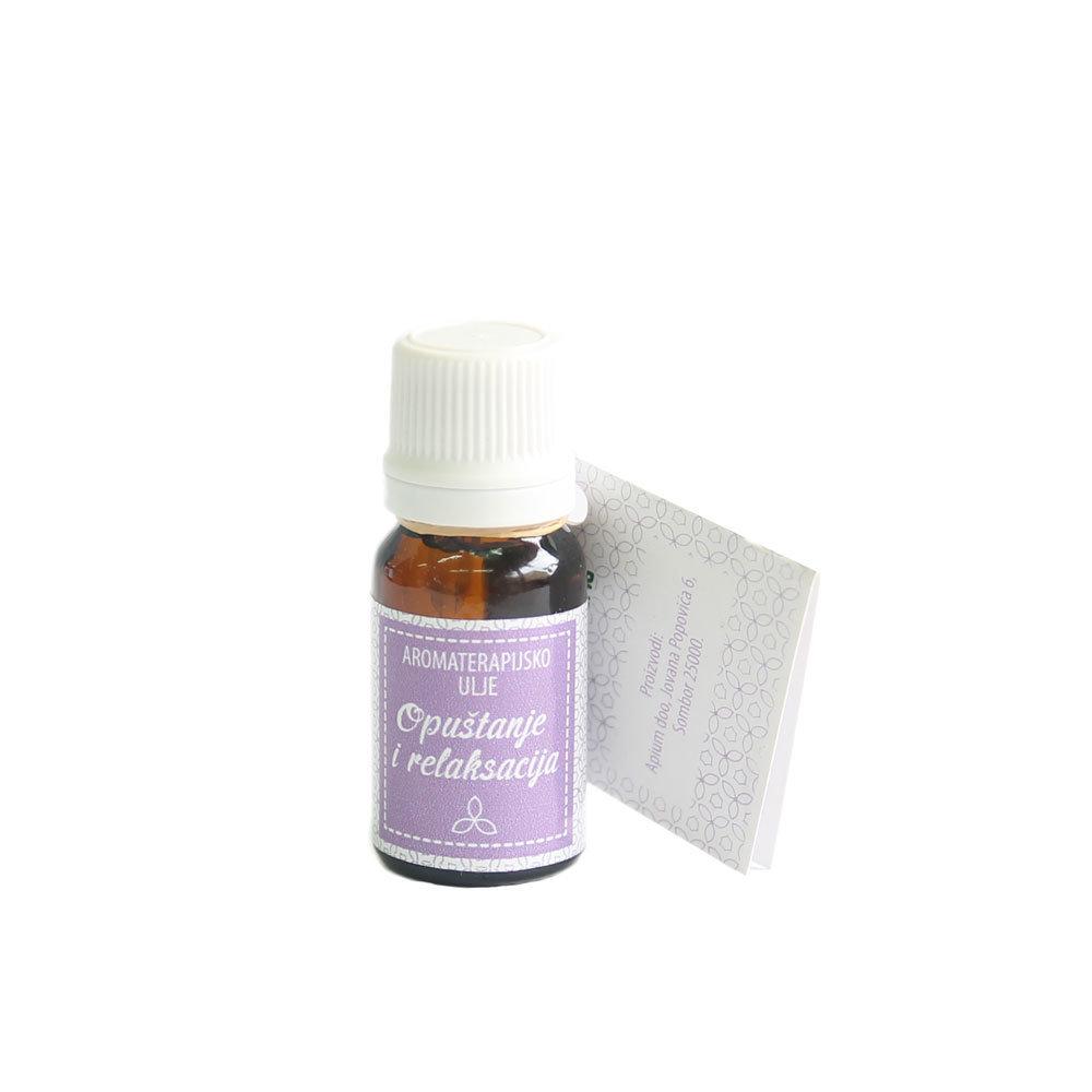 Herbateria - Aromaterapijsko ulje za inhalaciju za opuštanje i relaksaciju 10 ml 00352