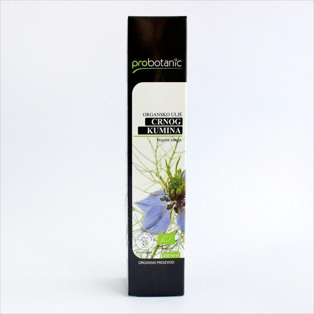 Probotanic - Organsko ulje crnog kumina 250 ml
