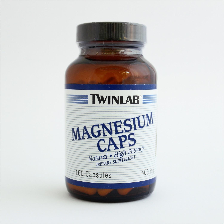 Twinlab Magnezijum 400 mg - 100 kapsula