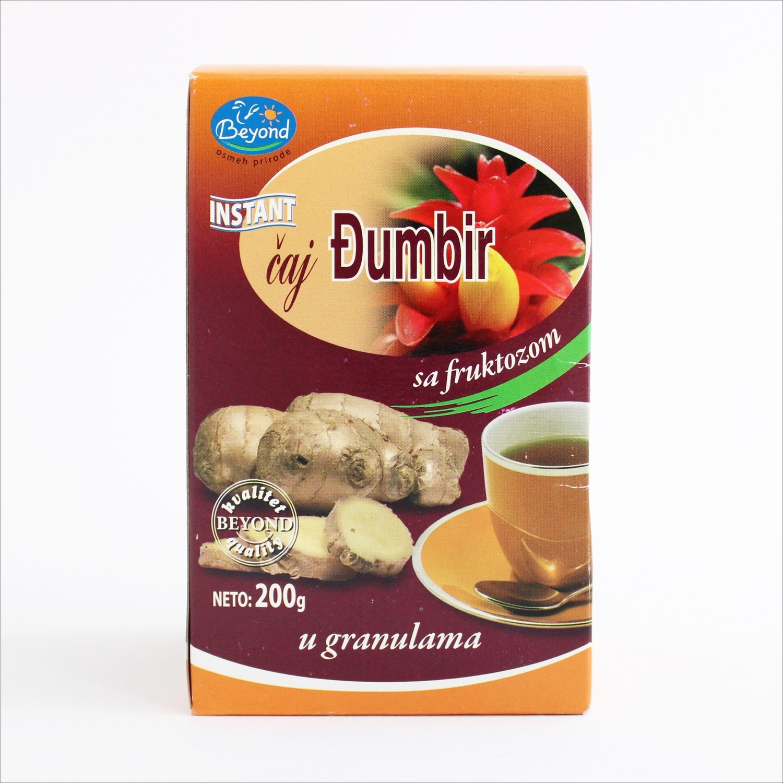 Đumbir (instant čaj u granulama)