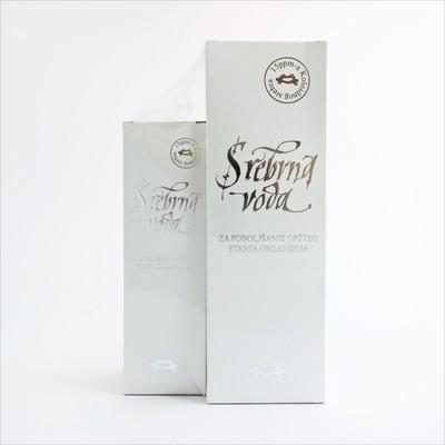 SREBRNA VODA 500 ml + 200 ml gratis