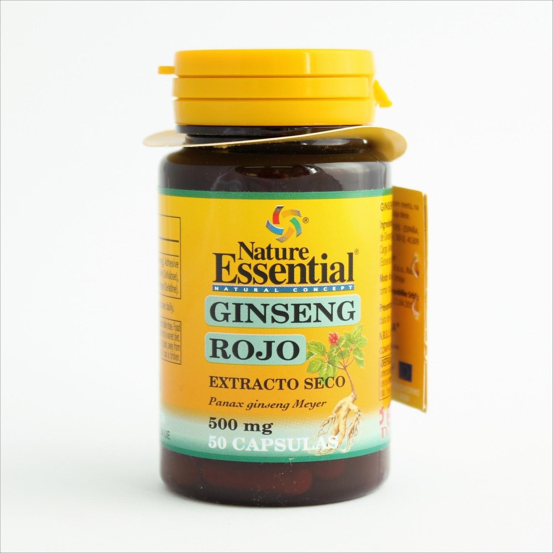 NE žen-šen 500 mg - 50 kapsula