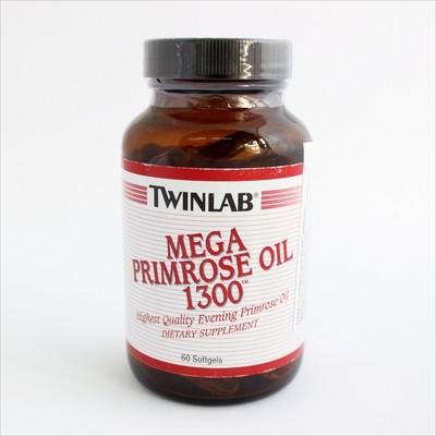 Twinlab Ulje žutog noćurka ( 60 gel kapsula)