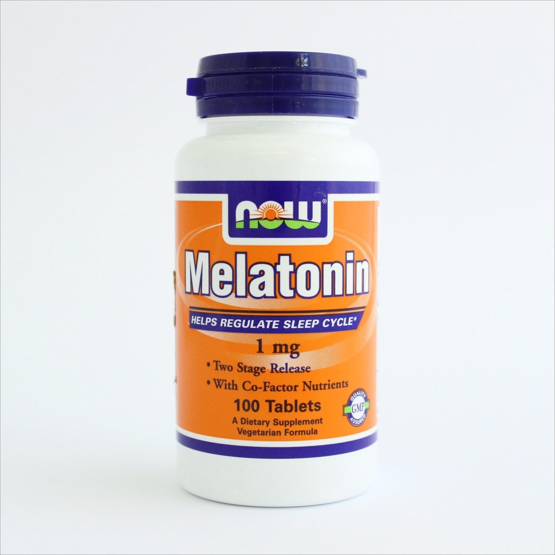 Now Melatonin 1 mg
