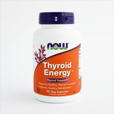 Now Thyroid energy (kompleks za održavanje zdrave funkcije štitne žlezde)