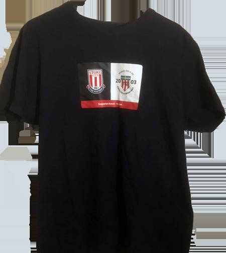 T-shirt Blå - XXL t-00004