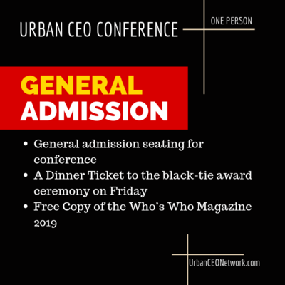Conference Ticket - General Admission