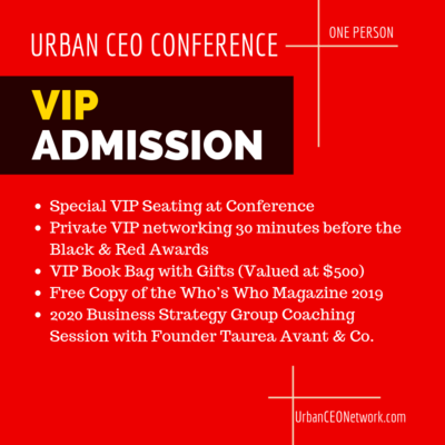 Conference Ticket - VIP Admission