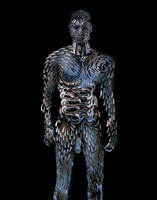Fragmented Man