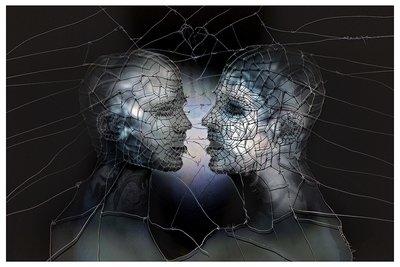 Entangled Lovers