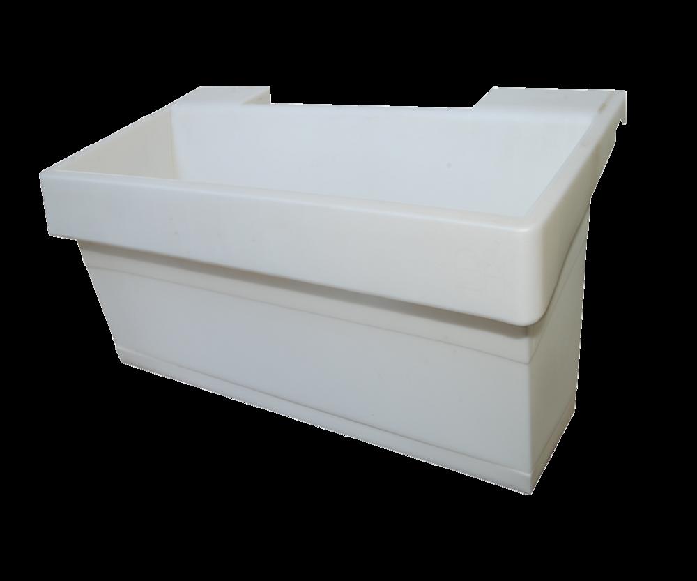 אדנית לבנה - White Planter 7290016228281