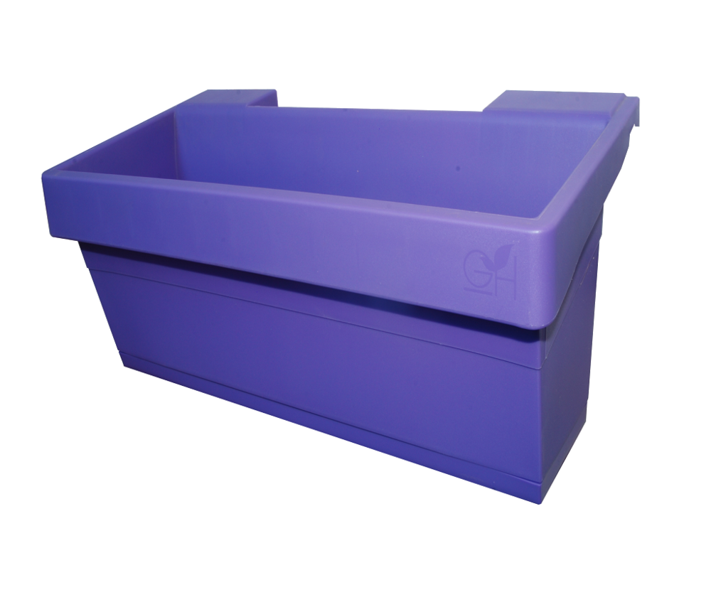 אדנית סגולה - Purple Planter 7290016228151
