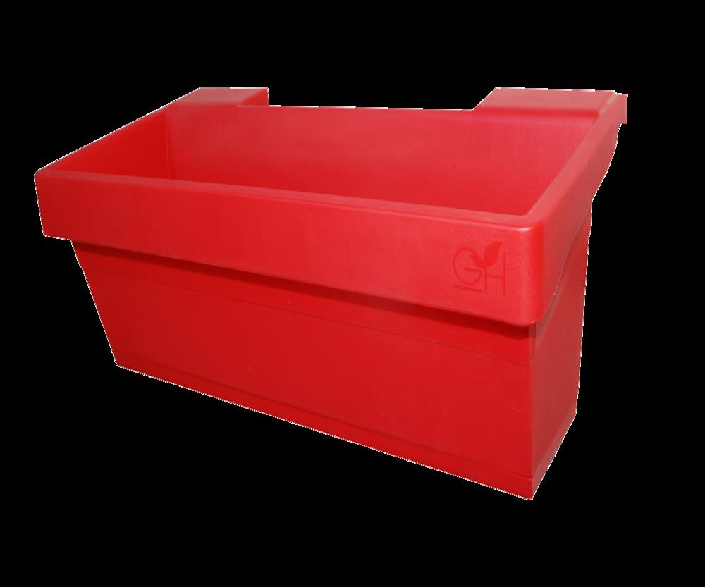 אדנית אדומה - Red Planter 7290016228878
