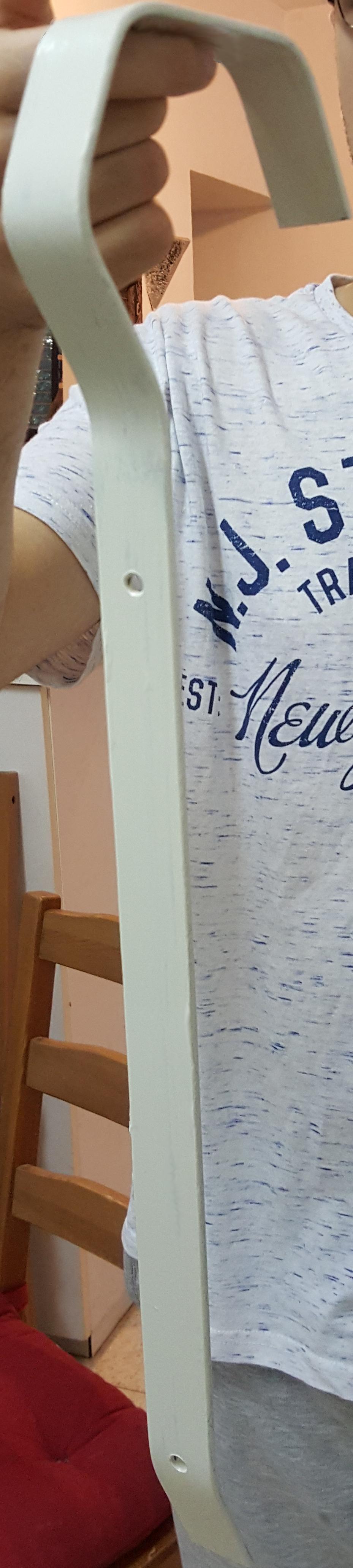 מתלה למעקה - Guardrail Hanger 7290016228496