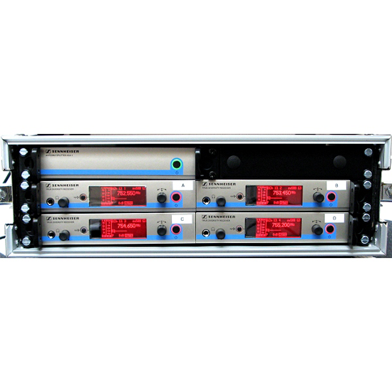 4 way Rack of G3 - 500