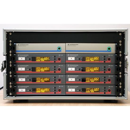 8 Way Rack - G3 -100