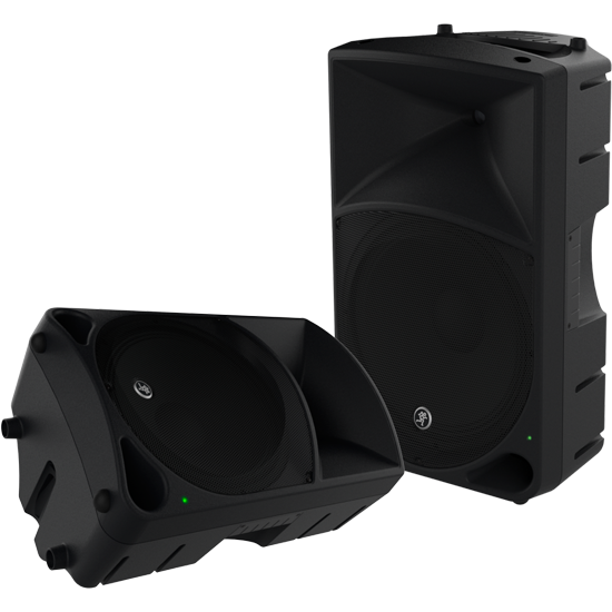 Mackie Thumps 400 watts (pair) Active