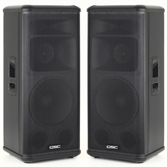 QSC-HPR153F 600 watts Active Speaker