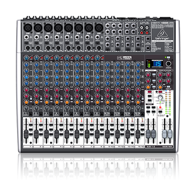 Behringer 22 Channel XENYX Mixer