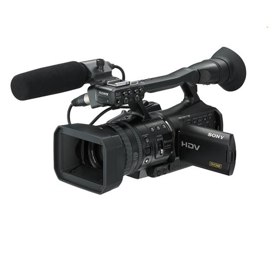 SONY HVR-V1E HDV Camera