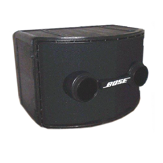 Bose Speakers 802 pair