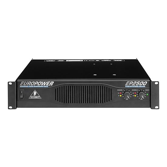 Euro Power 2x1200 watt Amp EP25000e