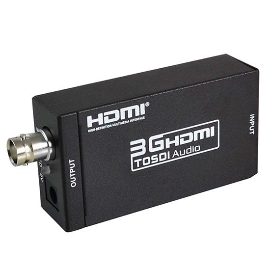 HDMI to SDI-Video Converter Adapter HDMI Switcher to SDI