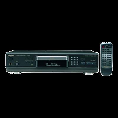 Mini Disc player Technics SL-PG5