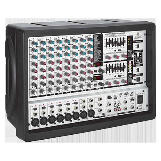 Behringer Mixer Amp PMX880S