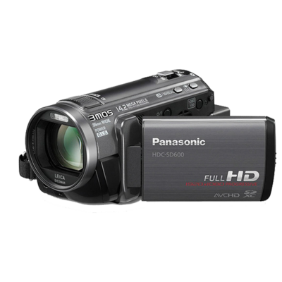Panasonic HDC SD600K HD Camera