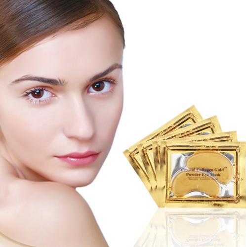 Crystal Gold Collagen Under Eye Mask (5-pack)