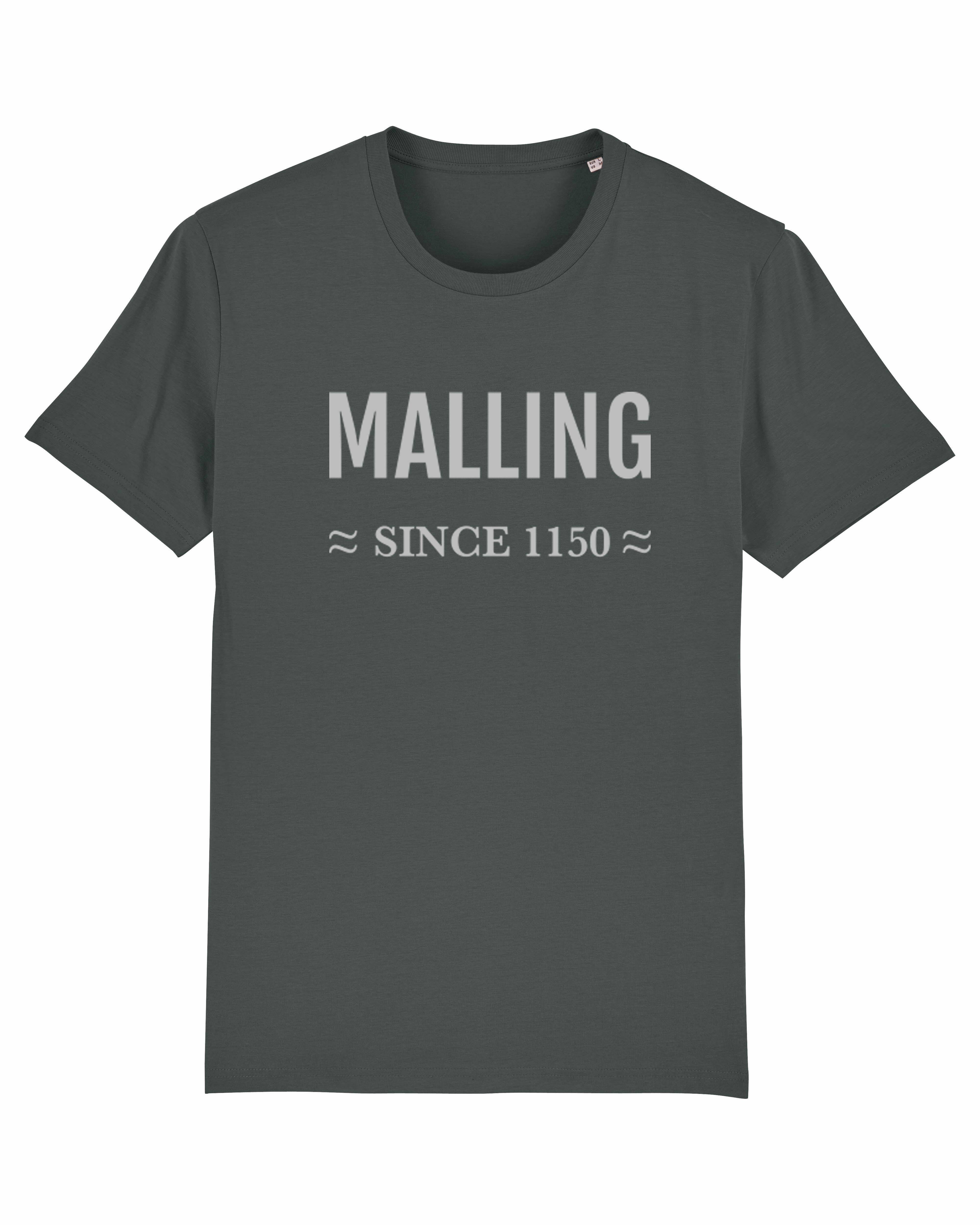 By-shirt / MALLING / VOKSEN / unisex TEE_MAL_UNI