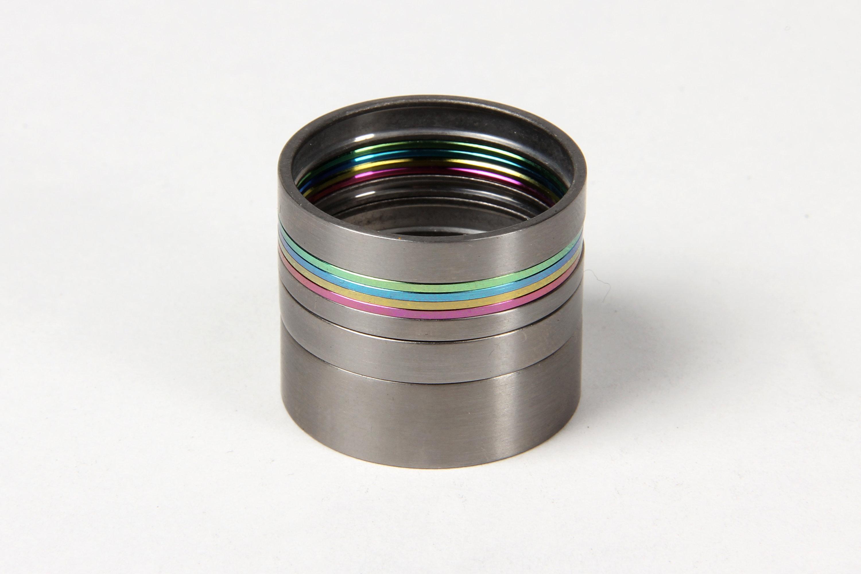 Titanium Spacer Kit 00030