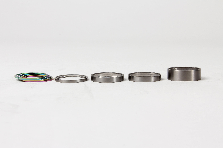 Titanium Spacer Kit